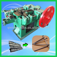 Best selling corrugated automatic roofing coil nail making machine