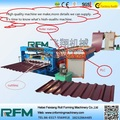 color Steel Roll Forming Machine for Roof Sheet