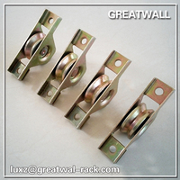Greatwall wheel bearing groove pulley wheel for sliding gate doors and windows