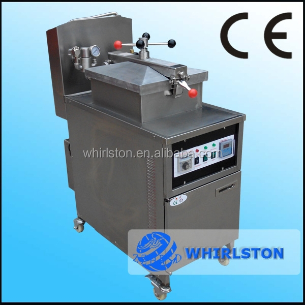 electric operated board cheap chicken pressure fryer