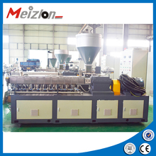 Meizlon small lab plastic pellet machine twin screw extruder for color masterbatch