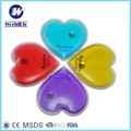 Promotional magic reusable crystal heat pad