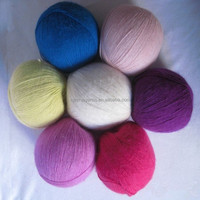 Woolen Mink Cashmere Yarn For Knitting,Blended Yarn For Knitting Machine