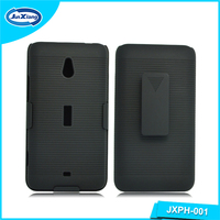 Swivel Belt Clip Stand Grid Design Holster Case for Nokia N1320 with cheap price