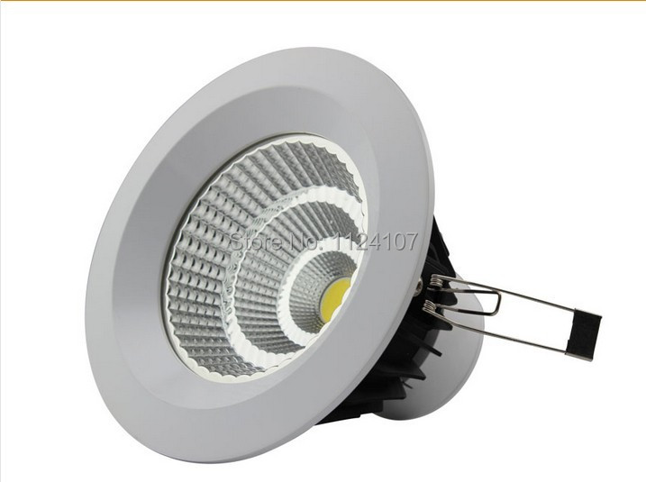 High power light source, Integrated chip AC85-265V COB 15W LED down light High CRI,Brighter,Long lasting-T1209415