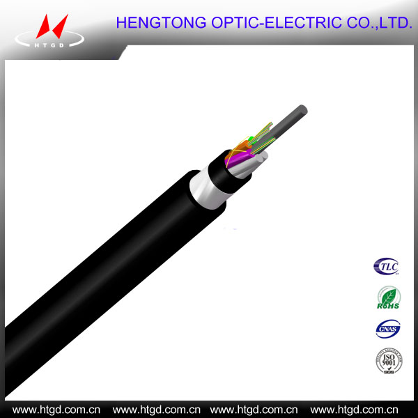 All Dielectric Reinforced Optic Fiber Cable(GYFTY73 type)
