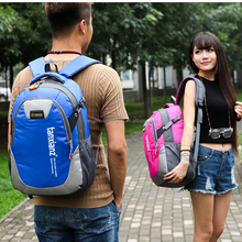 Hot Sale Waterproof Folding Sport Double Shoulder Leisure Bag,CZB-0007 Large Storage Large Capacity Camping Backpack