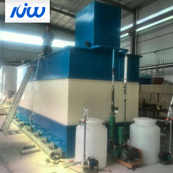 Borehole Desalination Water Ship Integrated Sewage Treatment Plant Purification System Machine Construction