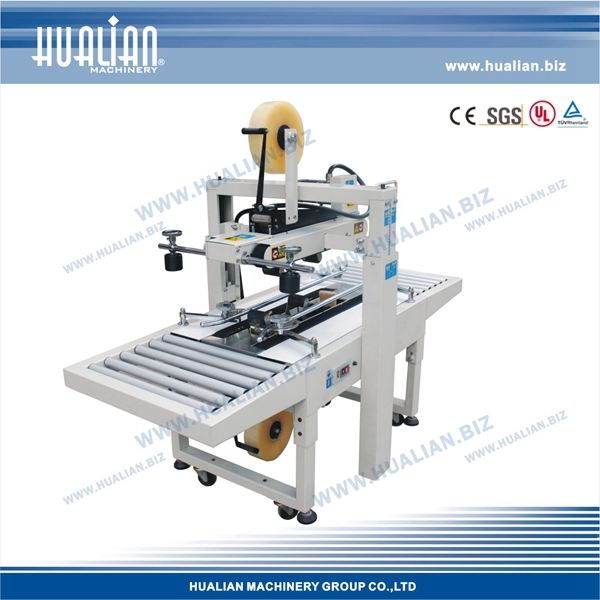 HUALIAN 2017 Carton Box Closing Machine