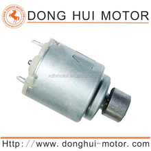 6v Coin type or column type small dc vibration motor
