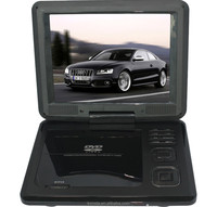 10.4 inch Portable DVD Player with TV FM USB SD Game VGA wholesale dvd player