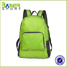 Christmas promotion bright color extreme sports backpack