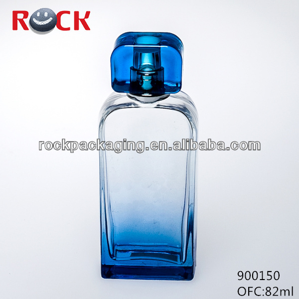 pack french perfume bottle/use pack fake perfume glassbottle