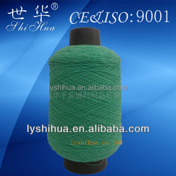 knitting glove use polyester thread