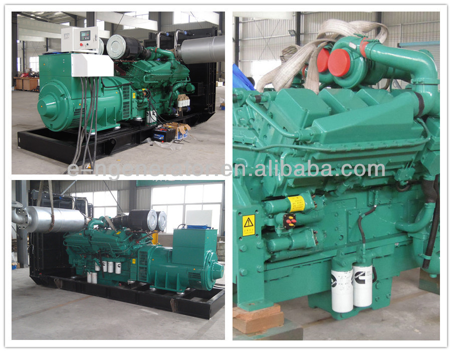 (Options: parallel operation) Power station, Silent container type Chinese generator 1mw