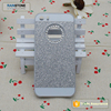 Ultra slim glitter diamond golden bling PC case for Iphone5s ,for Iphone 5s case cover