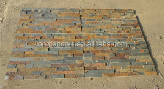 Wholesale Products Manufactured slate Stone Panels