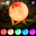 Make glowing LED light ball for bar or Christmas / color changing LED mood ball