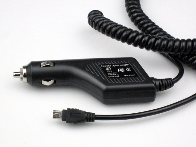 12V Mini USB Car Charger
