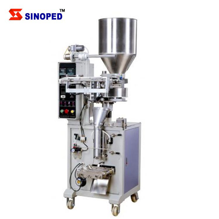 Sugar bean salt coffee rice pepper spice tea sachet packing machine