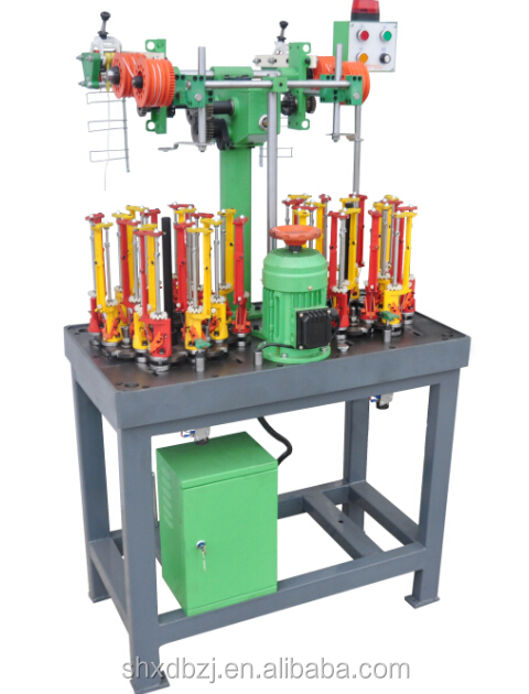 16 Spindle Wire and Cable Hose Braiding Machine