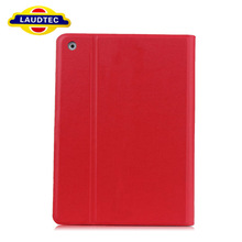2013 New Arrival Hot Sale For iPad Air Leather Case Ultra Thin Smart Cover for Apple iPad Air Sleep and Wake Up Laudtec