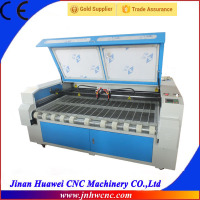 SW-1810 acrylic laser cutting machine price /reci 90w textile laser cutter machine