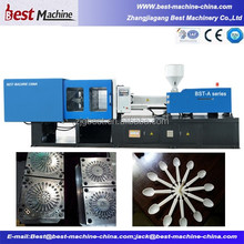 Plastic Cutlery Making/ Injection Molding Machine