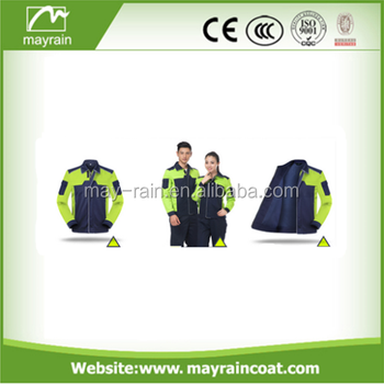 Fhi vis factory worker uniform Safety Workers Overall Uniforms