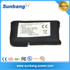 New products rechargeable li-ion 7.4v 5000mah heated belt battery for clothes