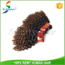 China hair supplier asian hair manufacturer,alibaba china Jerry Curl Weave Extensions Human Hair