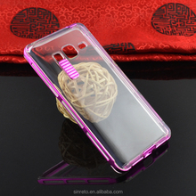 Wholesale Flash Light pc tpu cell phone bumper cases for SONY Xperia Z3