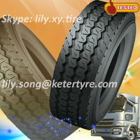 Double Happiness Brand Truck Tire 11R24.5 in DR920 Pattern