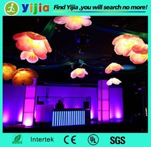 Hot sale giant inflatable flower decoration for sale