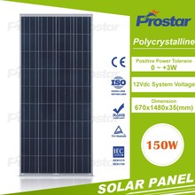 solar panels 150w in pakistan karachi