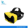 "2017 OEM Support 3.5""-6.0"" Phones VR SHINECON III virtual reality vr 3d glasses"