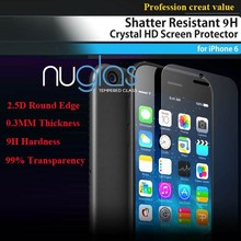 Nuglas Tempered Glass Screen Protector Smartphone with Pretty Packaging