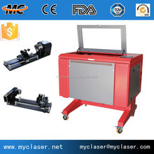 MC6040 Newly design cheap coconut shell laser cutting and glass engraving machine with Factory price