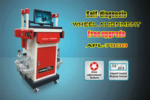 APL-7900 Car laser bluetooth wheel alignment