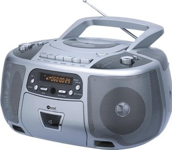 Boombox Dvd/vcd/cd/mp3 Playerradio.cassette Player