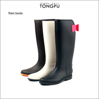 wholesale wellies for american women in PVC material