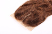 5x5 Lace Closure Malaysian Body Wave Human Hair Lace Closure Bleached Knots 7A Malaysian Virgin Hair