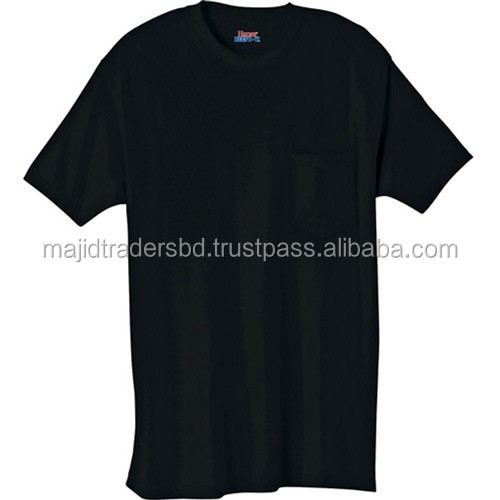 simple basic t-shirt for fashionable men