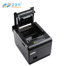 automatic cutter cheap airprint receipt sticker thermal printer pos machine with USB interface
