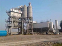 160 t/h efficient Asphalt/Bitumen Mixing Plant