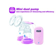 double electric breast pump breastfeeding breast milk expression
