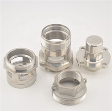 OEM ODM custom precision cnc machining auto parts, valve parts, agricultural machinery parts