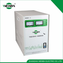 voltage stabilizer 10 kva output 110V/220V