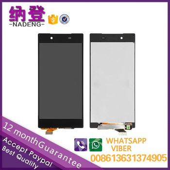 Best quality for Sony xperia Z5 lcd Z5 Premium digitizer with original color