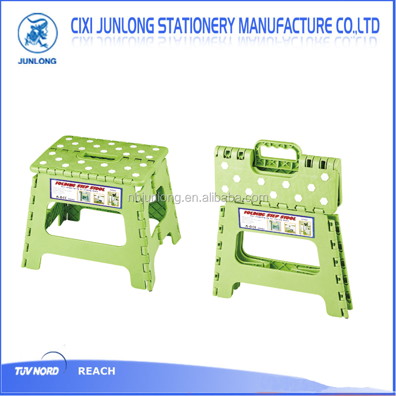 CE certificate and EN-14183 test report plastic step stool